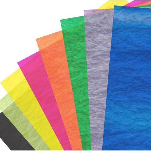 Image result for coloured tissue paper