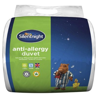 Silentnight Anti-Allergy Duvet Single 10.5 Tog