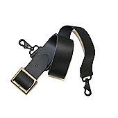 Selmer 560 Bass / Baritone Carriage Belt- Black Leather