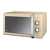 Swan 800W Manual Microwave