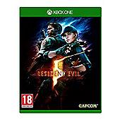 Resident Evil 5 (XB1)
