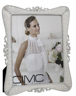 Cream Elegance Pearl Photo Frame 8 X 10