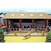 Brushwood Bt8450 Side Feed Beef Unit - 1:32 Farm Toys