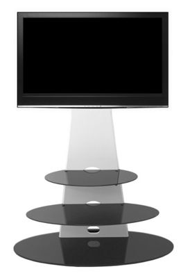 Gecko Orbit TV Stand - White