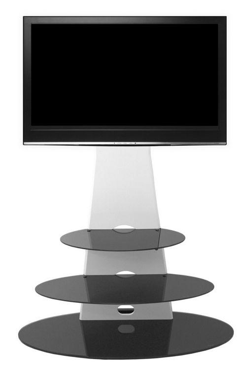 Gecko Orbit TV Stand - White