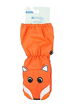 Mountain Warehouse Fox Kids Mitten - Orange