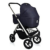 Easywalker Mosey 2 in 1 Pram - New York Blue