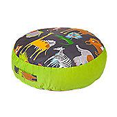 Africa Childrens Giant Floor Cushions Soft Foam Filled Seat Bedroom Boys Girls