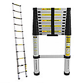 Charles Bentley DIY 3.2M Extendable Telescopic Ladder