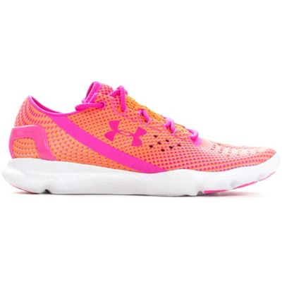 Under Armour SpeedForm Apollo Pixel Womens Running Trainer Shoe - UK 4.5