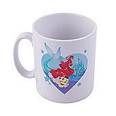 Disney Princess Personalised Character Mug White