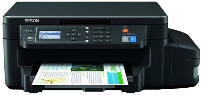 Epson EcoTank ET-3600 - Say goodbye to cartridges