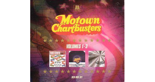 Motown Chartbusters Volumes 1 - 3 - Boxset