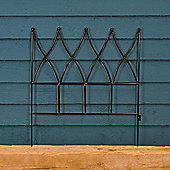Steel Magnolia Lawn Edging Panel (45cm x 41cm)