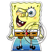 Spongebob Squarepants 'Winking' Lifesize Cardboard Cut-Out