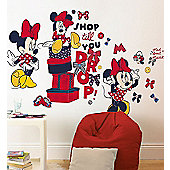 Minnie Mouse Maxi Wall Stickers