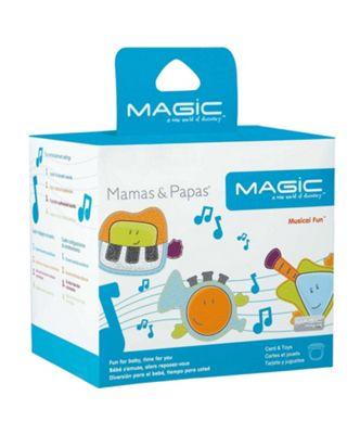 Mamas & Papas - MAGIC Card & Toys Pack - Musical Fun