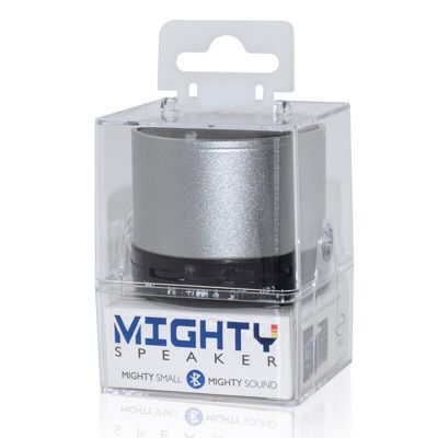Mighty Bluetooth Speaker - Silver