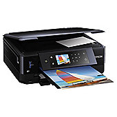 Epson Expression Premium XP-630, Wireless All-in-One Inkjet Colour Printer, A4 - Black