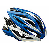 Agu TX 8.0 Carbon Helmet Blue/White 58-62cm