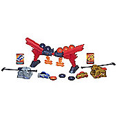 Beyblade Beywarriors Firegate Battle Set