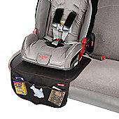 Diono Super Mat Car Seat Protector - Black
