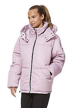 F&F Active Padded Ski Jacket - Pink