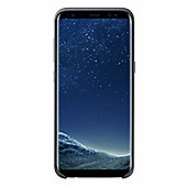 Samsung Galaxy S8 Soft Touch Case - Charcola Grey