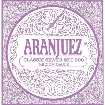 Conrad Aranjuez Concert Guitar Strings