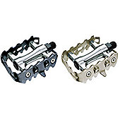 Crops Caged 9/16 Pedals - Black