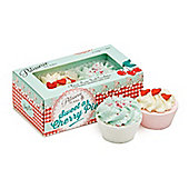 Patisserie de Bain Sweet As Cherry Pie Bath Tartlettes bath bombs Duo