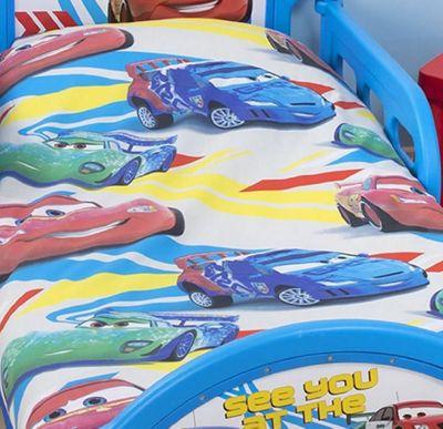Disney Cars Toddler Duvet Set - Speed