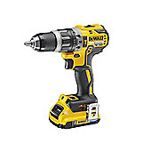 DEWALT DCD796D2B XR Brushless Hammer Drill 18 Volt 2 x 2. 0Ah Bluetooth Li-Ion