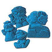 Kinetic Sand Multipack Mould Blue