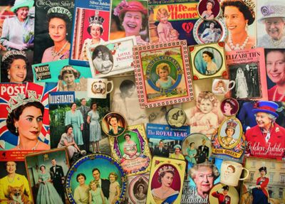 Our Glorious Queen - 1000pc Puzzle