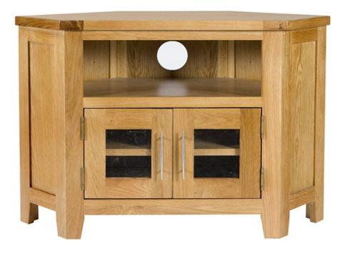 Elements Reid Corner TV Stand