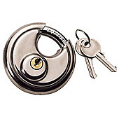 Draper 22157 Close Shackle Padlock
