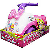 Minnie Mouse Light and Sound Activity Ride-On