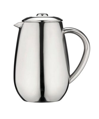 Grunwerg Café Ole Everyday Stainless Steel Cafetiere 8 Cup EFD-08