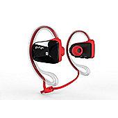 Sumvision PSYC Elise SX Bluetooth Wireless Sports Headphone (Red)