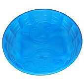 Summer Escapes 4ft Semi-Rigid Sand Pit / Paddling Pool / Dog Bath