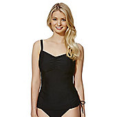 Curvy Kate Jetty Fuller Bust Tankini Top - Black