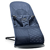 BabyBjorn Balance Soft Bouncer Soft Mesh (Great Blue Whale)