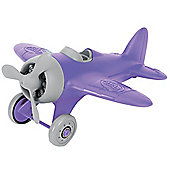 Green Toys Airplane (Purple Wings) LIMITED EDITION