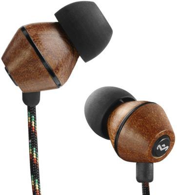 HOUSE OF MARLEY PEOPLE GET READY EARPHONES (MIDNIGHT)