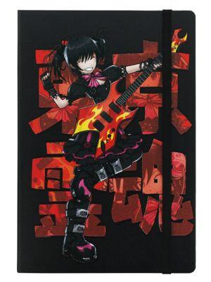 Tokyo Spirit Gosu A5 Black Notebook 14x21cm
