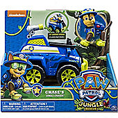 Paw Patrol Chase Jungle Cruiser with Pup - Spinmaster