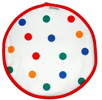 Sterck Round Cook Pad Hob Cover in Multi Spots