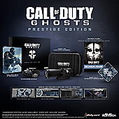 Call Of Duty Ghosts Prestige Edition - Xbox-360