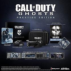 Call Of Duty Ghosts Prestige Edition - Xbox-360